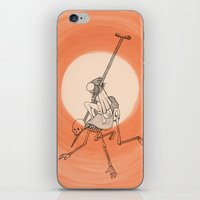 In The Devil's Snare (One) iPhone & iPod Skin