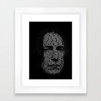 Spells: The always good one Framed Art Print