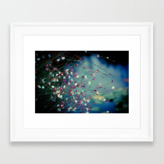 Monet's Dream Framed Art Print