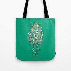 Troll Of Nature Tote Bag