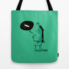 Sending my dream into the universe (2013 remake) Tote Bag