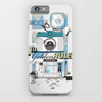 iPhone & iPod Case featuring Ten Golden Rules by Frances Beale