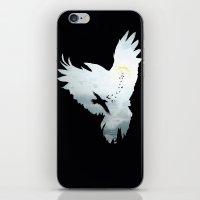Crows iPhone & iPod Skin