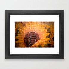 Flowerfull Projects Framed Art Print