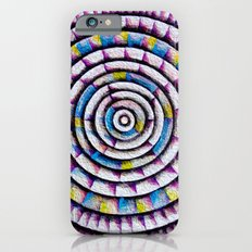 12 Rings of Fibonacci iPhone 6s Slim Case