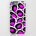 Circular is Sexy  |  Pink, Black & White iPhone & iPod Case