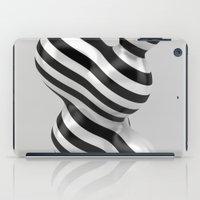 Primitive Stripes iPad Case