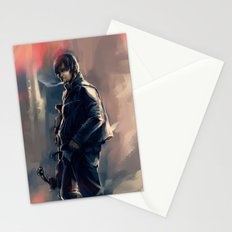 DARYL DIXON - THE WALKING DEAD Stationery Cards