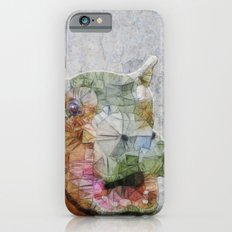 abstract hippo iPhone 6 Slim Case