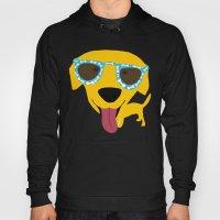 Labrador dog - Sunglasses Hoody