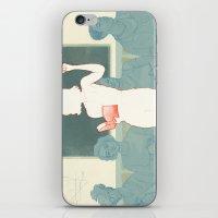 Metro. iPhone & iPod Skin