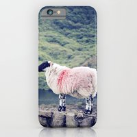 Living on the Edge iPhone 6 Slim Case