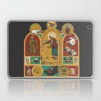 Ye Oldé Grandma Triptyc… Laptop & iPad Skin