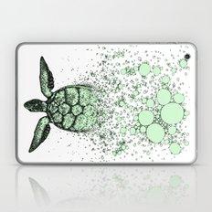 Into_The_Sea2 Laptop & iPad Skin