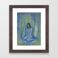Perawan (Virgin) Framed Art Print