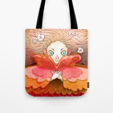 Fairy Queen Tote Bag