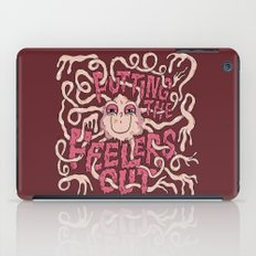 Putting the Feelers Out iPad Case