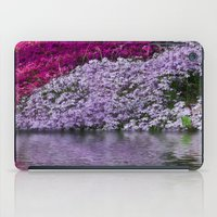 A Colorful River iPad Case