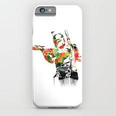 Boba Fett Print Slim Case iPhone 6s