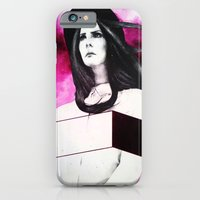 iPhone & iPod Case featuring Your Purple Dream by Ryan Pola