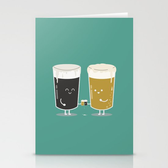 Cheers! Stationery Card
