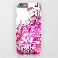 Zellige   002 Magenta iPhone 6 Slim Case