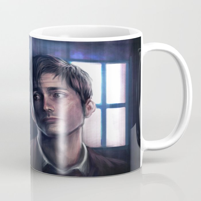 The Lonely Doctor Mug By Jasric Society6