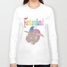 Fantasyland Long Sleeve T-shirt