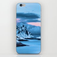 Clouds Roll In iPhone & iPod Skin
