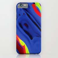 iPhone & iPod Case featuring The Scream by rvz_photography