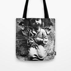 Innocence captured Tote Bag