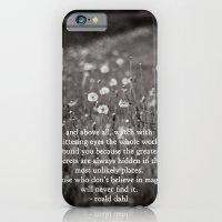 roald dahl's magic iPhone 6 Slim Case