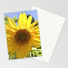 Sunny Sunflower Stationery Cards
