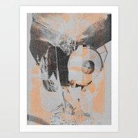 When B Art Print