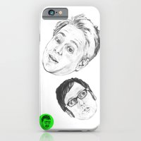 iPhone & iPod Case featuring There's my chippy! by Ruth Hannah