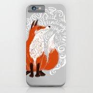 The Fox Says iPhone 6 Slim Case