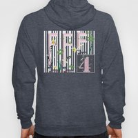 Four Freedoms Barcode Hoody