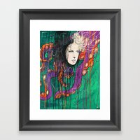 Fight For Your Dreams  Framed Art Print
