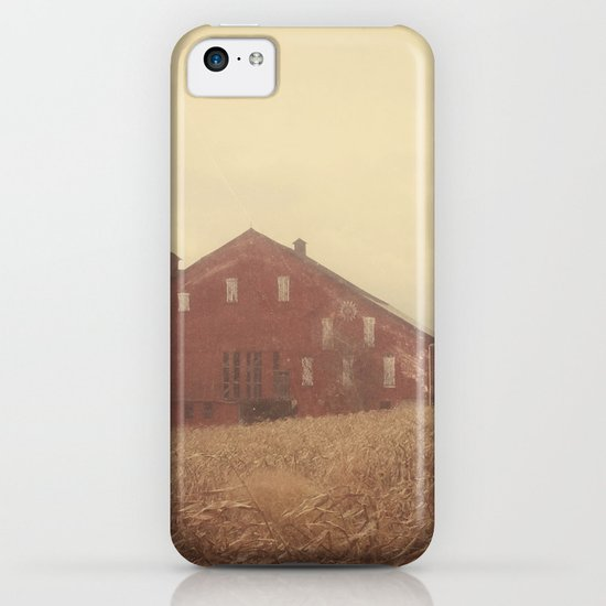 Autumn Farm iPhone & iPod Case