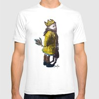 Principito Mens Fitted Tee White SMALL