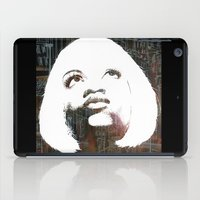 Blonde Diva iPad Case
