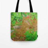 A Day Of Forest (6). (cl… Tote Bag