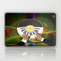 Play My Record Laptop & iPad Skin