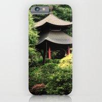 Garden Tempel iPhone 6 Slim Case