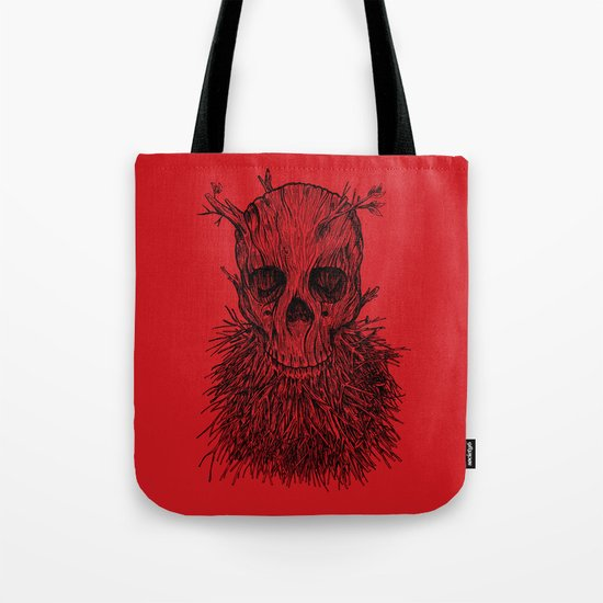 The Lumbermancer Tote Bag