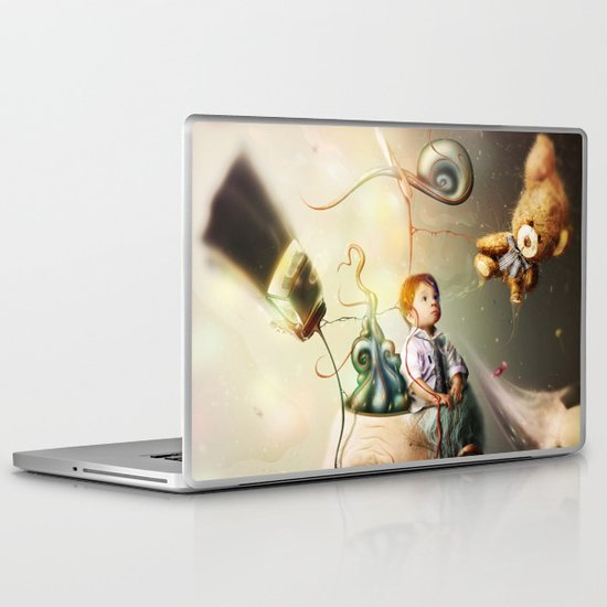 Mental Age Laptop & iPad Skin