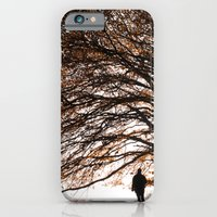 Under the safe arms of the tree iPhone 6 Slim Case