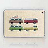 VW Camper Laptop & iPad Skin