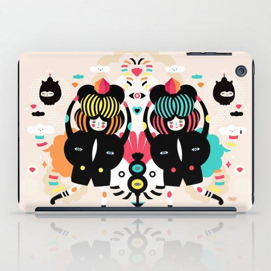 It's a happy dance iPad Case