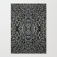 Spiderised  Canvas Print